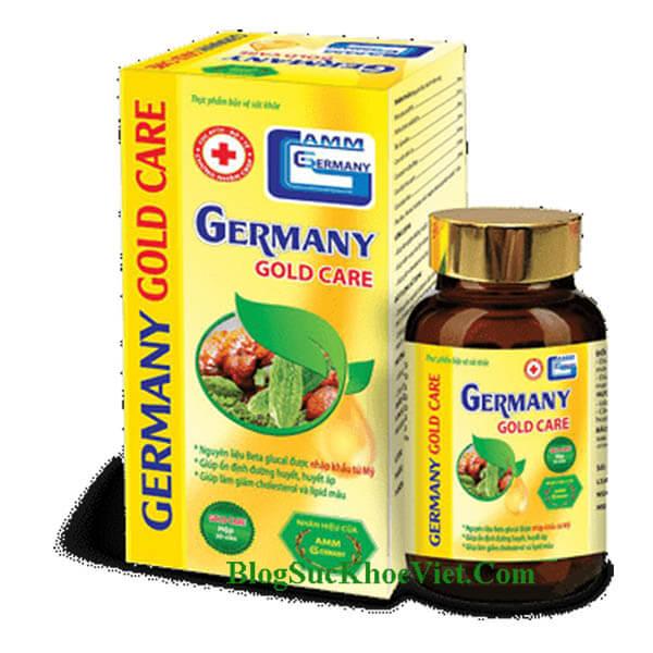 Thuốc Germany Gold Care Chính Hãng
