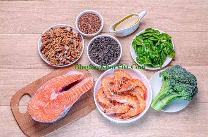 Thực phẩm tốt cho da bị lão hóa