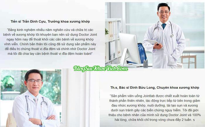Doctor Joint Được Bác Sỹ Khuyên Dùng Không?