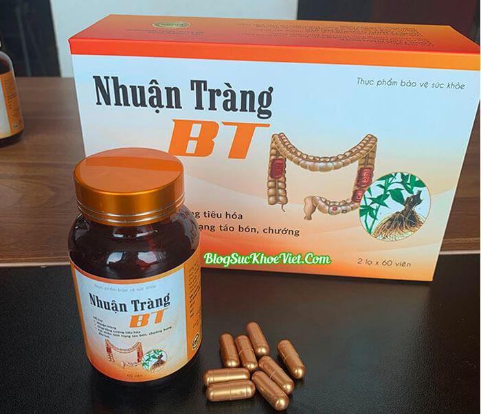 Nhuan Trang BT Chính Hãng