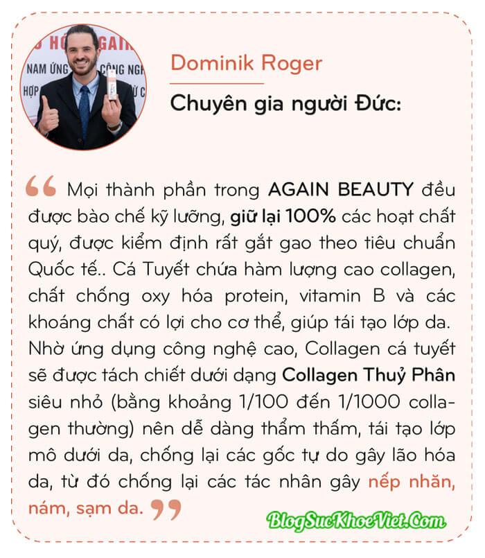 Khách Hàng Review Again Beauty
