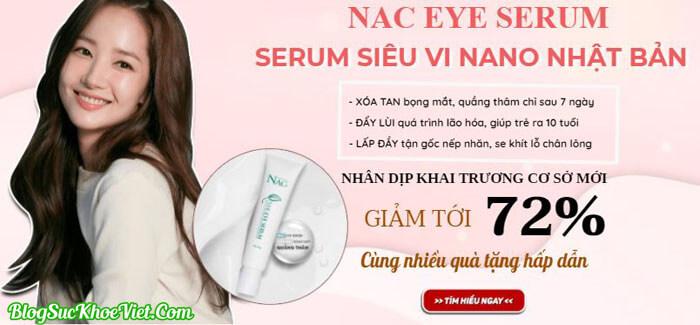 Kem NAC Eye Serum