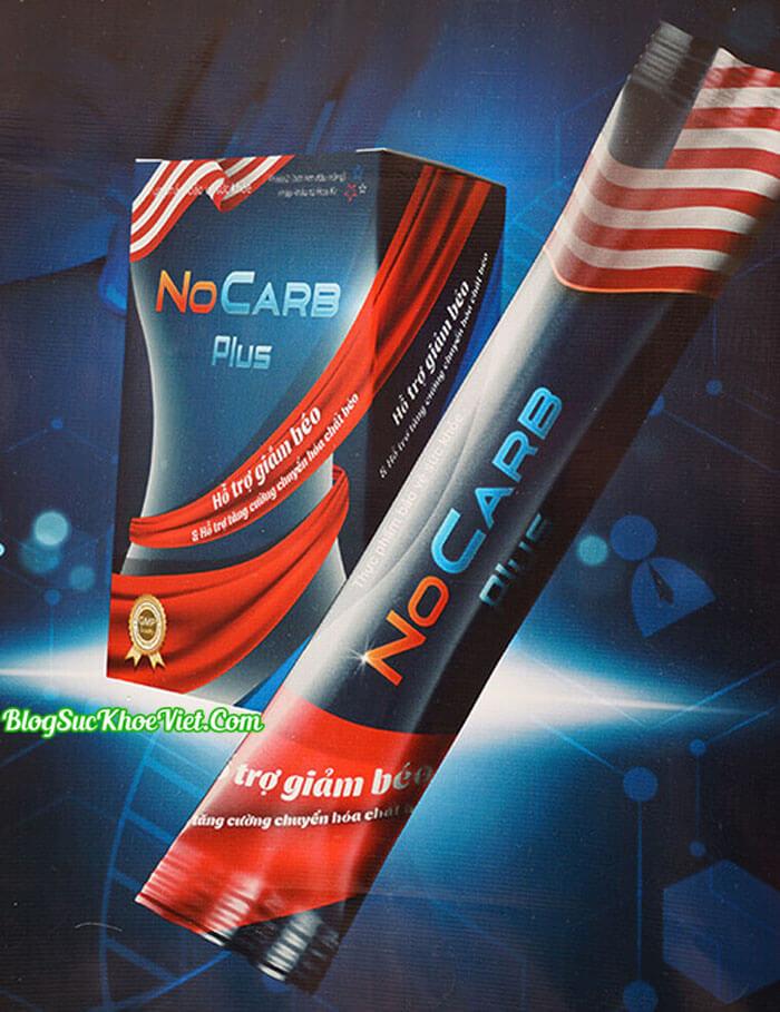 Khám phá thành phần của Thạch giảm cân NoCarb Plus