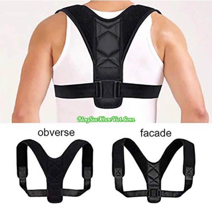 Đai Chống Gù Lưng Posture Corector
