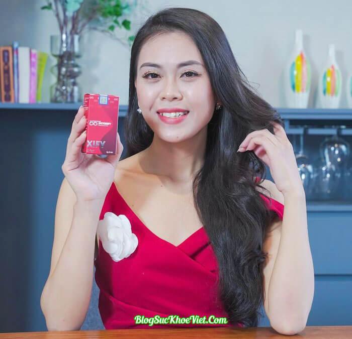 Giảm Cân Detoxify Đào Thải Mỡ Thừa Nội Tạng