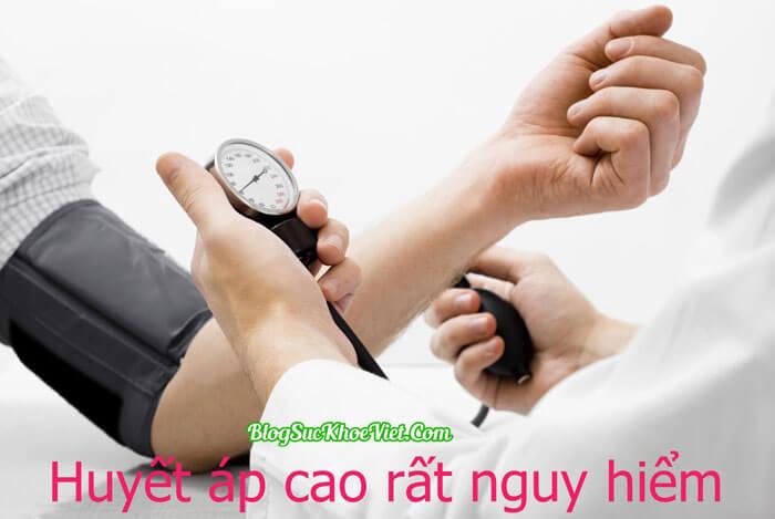 Thuốc huyết áp nào ít tác dụng phụ