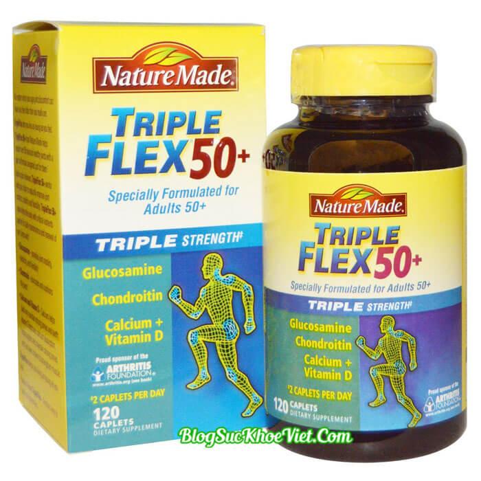 Triple Flex – Thuốc chữa đau xương khớp Mỹ (USA)